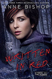 cover image for Written in Red by Anne Bishop